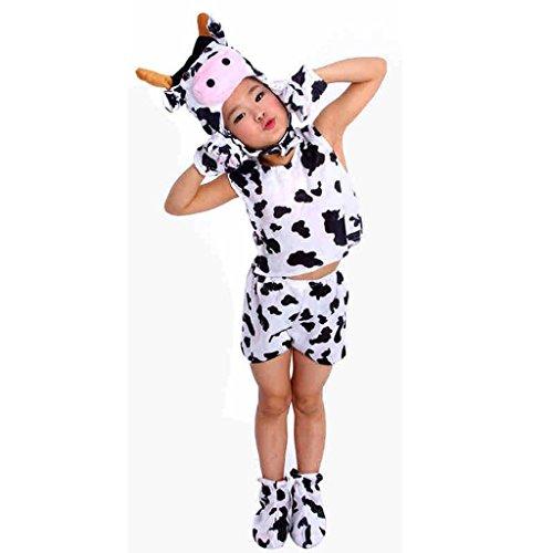 rformance Kostüme Kindergarten Dairy Cat Dance Set Kollektion Kinderkostüm Schule Spiel Party Bekleidung . 1# . 110Cm (Black Cat-zubehör Für Kostüm)