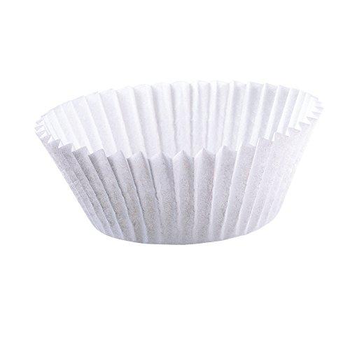 kaiser-646275-muffin-world-200-pirottini-di-carta-per-muffin-7-cm-colore-bianco