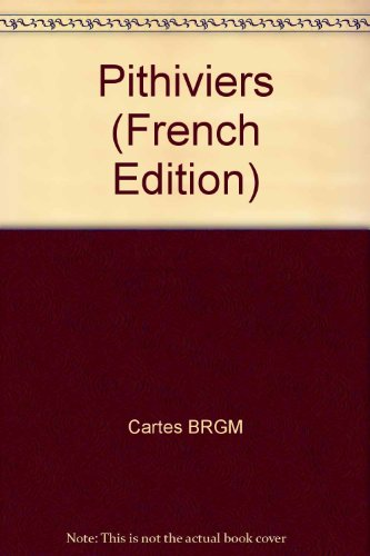 Carte géologique : Pithiviers
