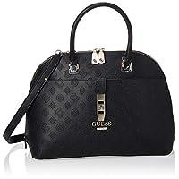 جيس حقيبة بتصميم الاحزمة للنساء , اسود - SG739836