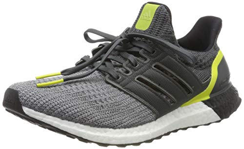 adidas Herren Ultraboost m Laufschuhe, Grau (Grey Three F17/Grey Six/Core Black Grey Three F17/Grey Six/Core Black), 41 1/3 EU