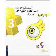 Llengua catalana 3r.Primària Llegeixo Projecte Xarxa - 9788447923816