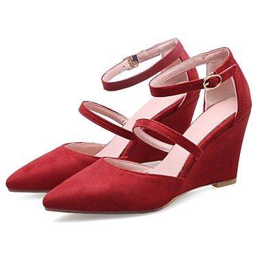 Zormey Sandales Femmes Printemps Automne Chaussures Club Gladiator Chaussures Formelle Nouveauté Semelles Confort Lumineux Personnalisés Office Materialswedding &Amp; Carrière US9.5-10 / EU41 / UK7.5-8 / CN42