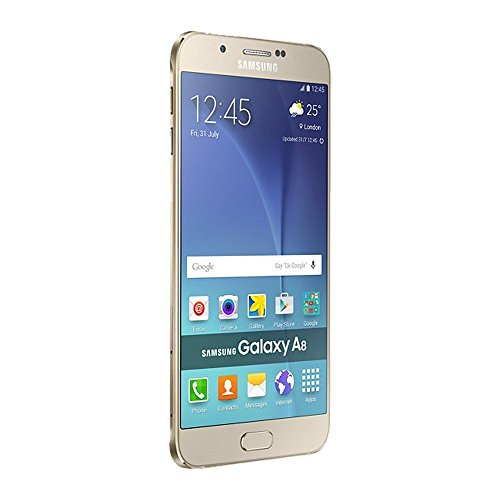 Samsung Galaxy A8 SM-A800I (Gold) - Factory Unlocked