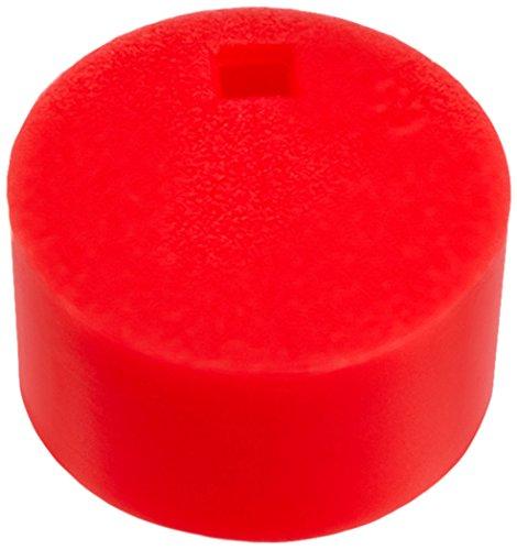neoLab 7-8072 Kryoröhrchen-Deckeleinsätze, Rot (500-er Pack)