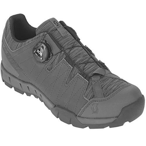 Scott Sport Trail Boa Damen MTB Trekking Fahrrad Schuhe grau/schwarz 2020: Größe: 38