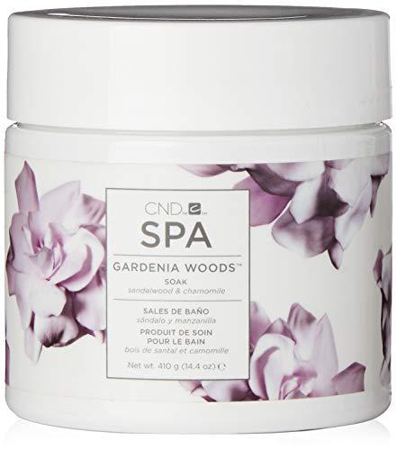 Gardenia-lotion (CND SPA Gardenia Woods Soak, 410 g)