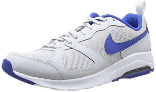 Nike Men's Air Max Muse Pure Platinum,Game Royal,Photo Blue,White  Running Shoes -7 UK/India (41 EU)(8 US)  available at amazon for Rs.3495