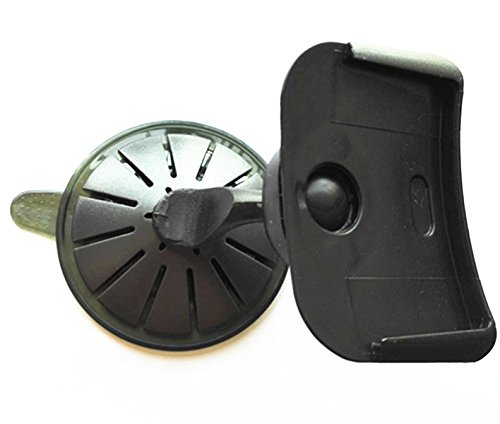 IPOTCH Auto Windschutzscheibe Saugnapf Halterung Saughalter für Tomtom ONE XL XLS GPS