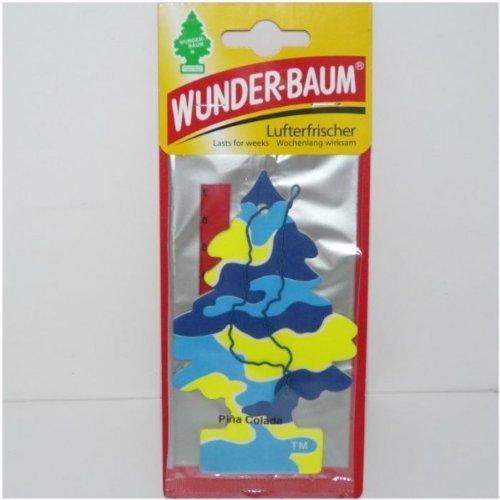 Wunderbaum Duftbaum Pina Colada, ca. 11x7cm