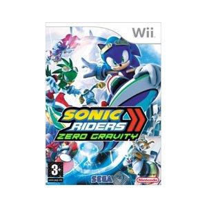 Sonic Riders: Zero Gravity [UK Import]