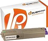 Bubprint Toner kompatibel für Oki 46490404 für C532 DN C532DN C542DN MC563DN MC573DN 1.500 Seiten Schwarz/Black