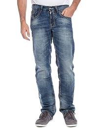Timezone Herren Straight Leg Jeans 26-5525 CoastTZ