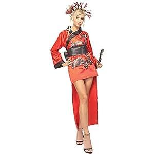 Rubie's Dragon Lady Fancy Dress (Standard)