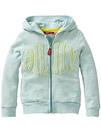 Oilily - Sudadera con capucha - Blusa - para niña
