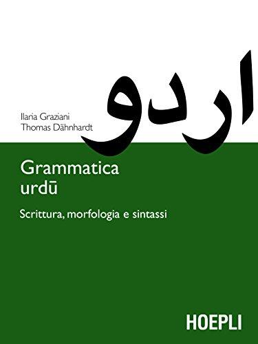Grammatica urdu: Scrittura, morfologia e sintassi