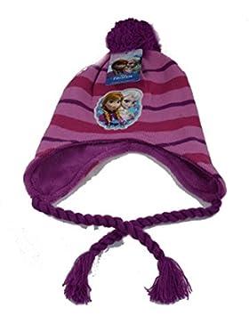 Disney - Sombrero - para niña Rosa Rose Talla única
