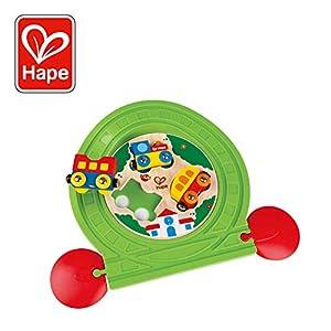 Hape- Puzzle vías de Tren (Barrutoys E3819)