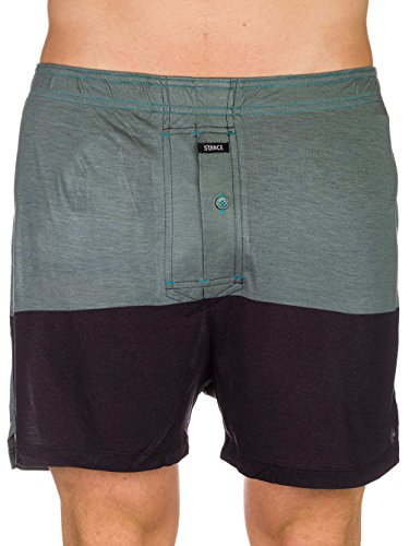 Stance Men's Nightridge Boxer Brief Underwear Nero