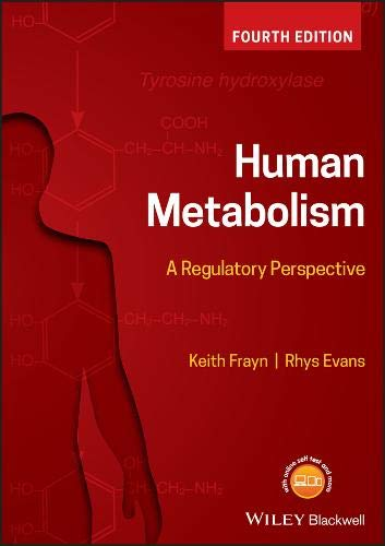 Human Metabolism: A Regulatory Perspective