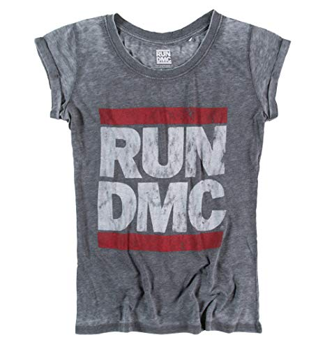 Womens Run DMC Burnout T Shirt