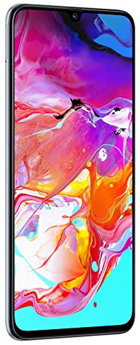 Samsung Galaxy A70 (White, 6GB RAM, 128GB Storage) with No Cost EMI/Additional Exchange Offers