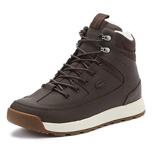 LACOSTE Urban Breaker 419 1 CMA Botines/Low Boots Hommes Marrón - 39 1/2 - Botas de caña Baja