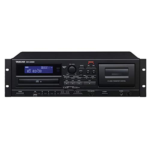 Tascam cd-a580 - CD-Player/Kassettendeck/USB-Recorder