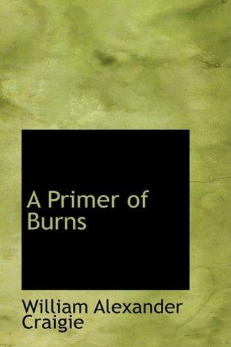 A Primer of Burns