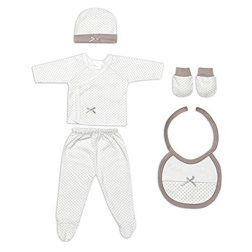 3f951cecc Primera puesta, ¿qué ropa es la más adecuada para un recién nacido?