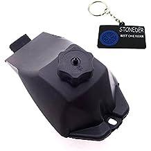 STONEDER - Depósito de gasolina para minimoto (de plástico, para 2 ictus 47 cc