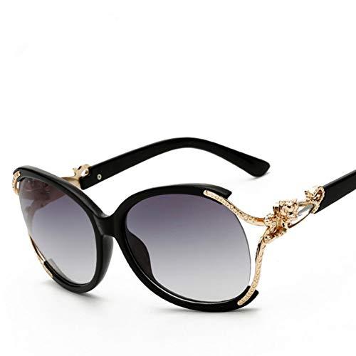 GBST Schmetterling Sonnenbrille Frauen Luxus Übergroßen Sonnenbrille Weibliche Brillen Vintage Shades Gold,Color 1
