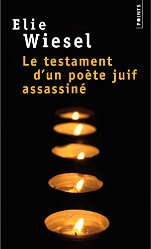 Le Testament d'un poète juif assassiné