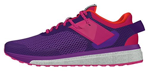 Da Donna Adidas Duramo 8 Scarpe Da Corsa In Rosa Shock da Get The Label