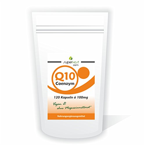 Coenzym Q10 120 Kapseln á 100mg