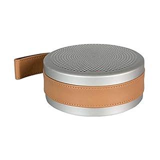 Tivoli Andiamo Portable Bluetooth 3.0 Wireless Speaker 20W with Auxiliary Input (Aluminium)