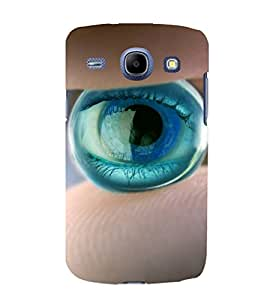 printtech Marble Eye Back Case Cover for Samsung Galaxy J2 / Samsung Galaxy J2 J200F