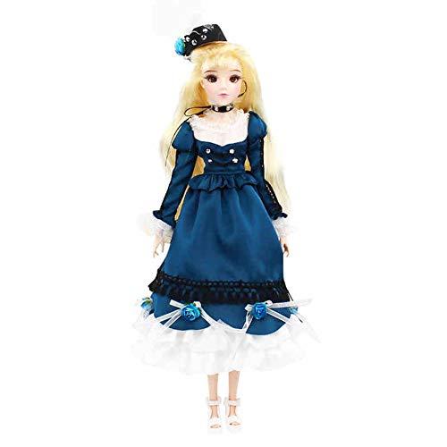 MEMIND Bjd Custom Made Puppe 30 cm Zwölf Konstellationen Puppe Waage Anime Stil Mädchen Spielzeug Dress Up 14 Gelenke Ausländische Puppe Geburtstagsgeschenk