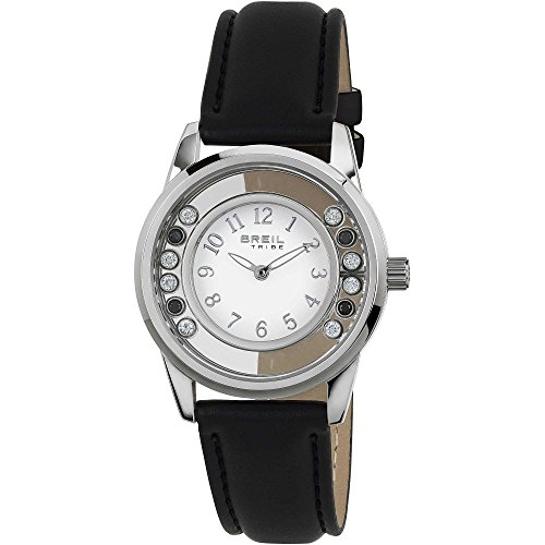 Women's Steel watch Moon River Black Tribe Breil