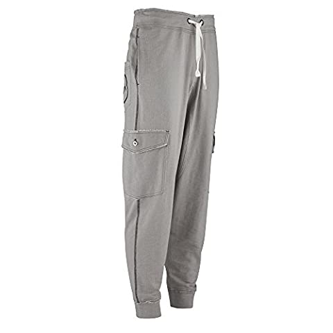 Zumba Men's Holler At Me Thundering jogging-Gris-Taille s