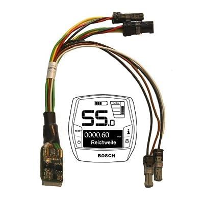 ASA eSPEED B45.14 - Tuningmodul für Bosch S eBikes (ab BJ 2014 Active-, Performance und CX Line, im Original abgeregelt bei 45 km/h)