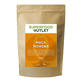 Raw Maca Powder 1KG | Superfood Outlet