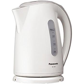 Panasonic NC-GK1 1.7-Litre Electric Kettle (White)
