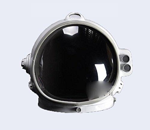 Für Den Helm Weltraum Kostüm - GJJ Weltraum Helm Astronaut Helm Astronaut Helm,Ein,Einheitsgröße