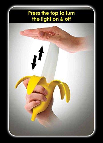Veilleuse-banane