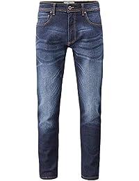 Charles Wilson Slim Fit Washed Denim Jeans