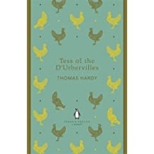Tess of the D'Urbervilles (Penguin English Library) by Hardy, Thomas (October 25, 2012) Paperback