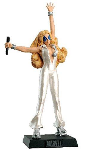 Statue von Blei Marvel Figurine Collection Nº 115 Dazzler (ohne Magazin) -