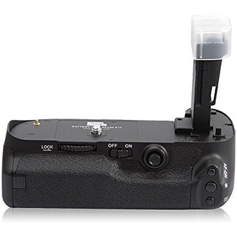 Pixel Vertax E11–Empuñadura Vertical de Batería para Canon 5d mark iii, sustituye a Canon BG-E11