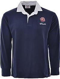 England English Retro Rugby Shirts Erwachsene S M L XL XXL 3 X L 4 X L 5 X  L Full 27198f87a9